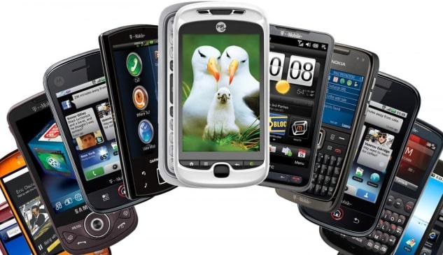Определяем модель смартфона