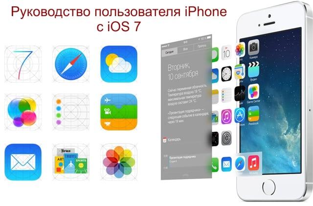 Айфон: Руководство пользователя