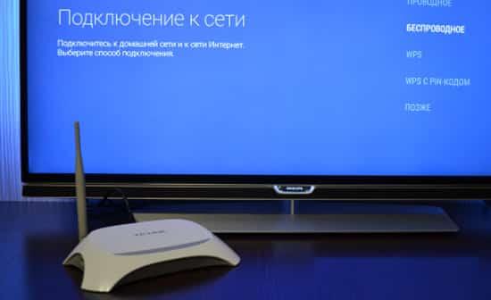 подключение телефона к телевизору