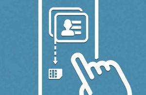 Как можно скопировать контакты с телефона на сим карту